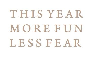 More Fun Less Fear