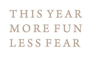 More Fun Less Fear