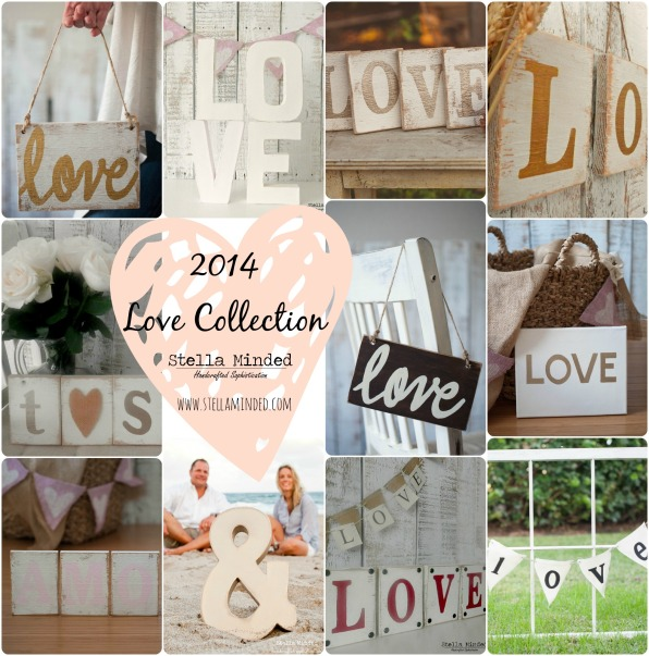 stella minded 2014 Love Collection