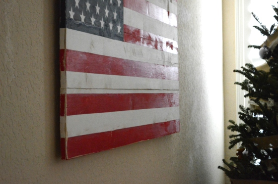 stella minded planked flag 5